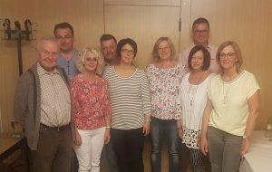 Vorstand Gesangverein Dahlheim 2019